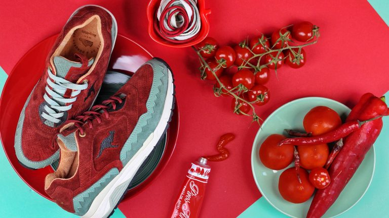 LaFrenezia x Footshop Food & Sneakers