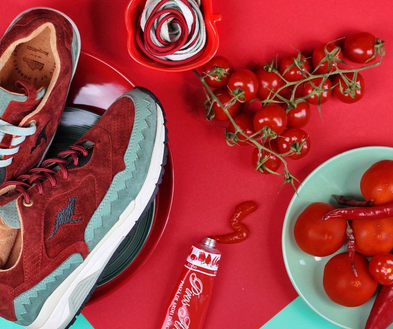 LaFrenezia x Footshop Food & Sneakers