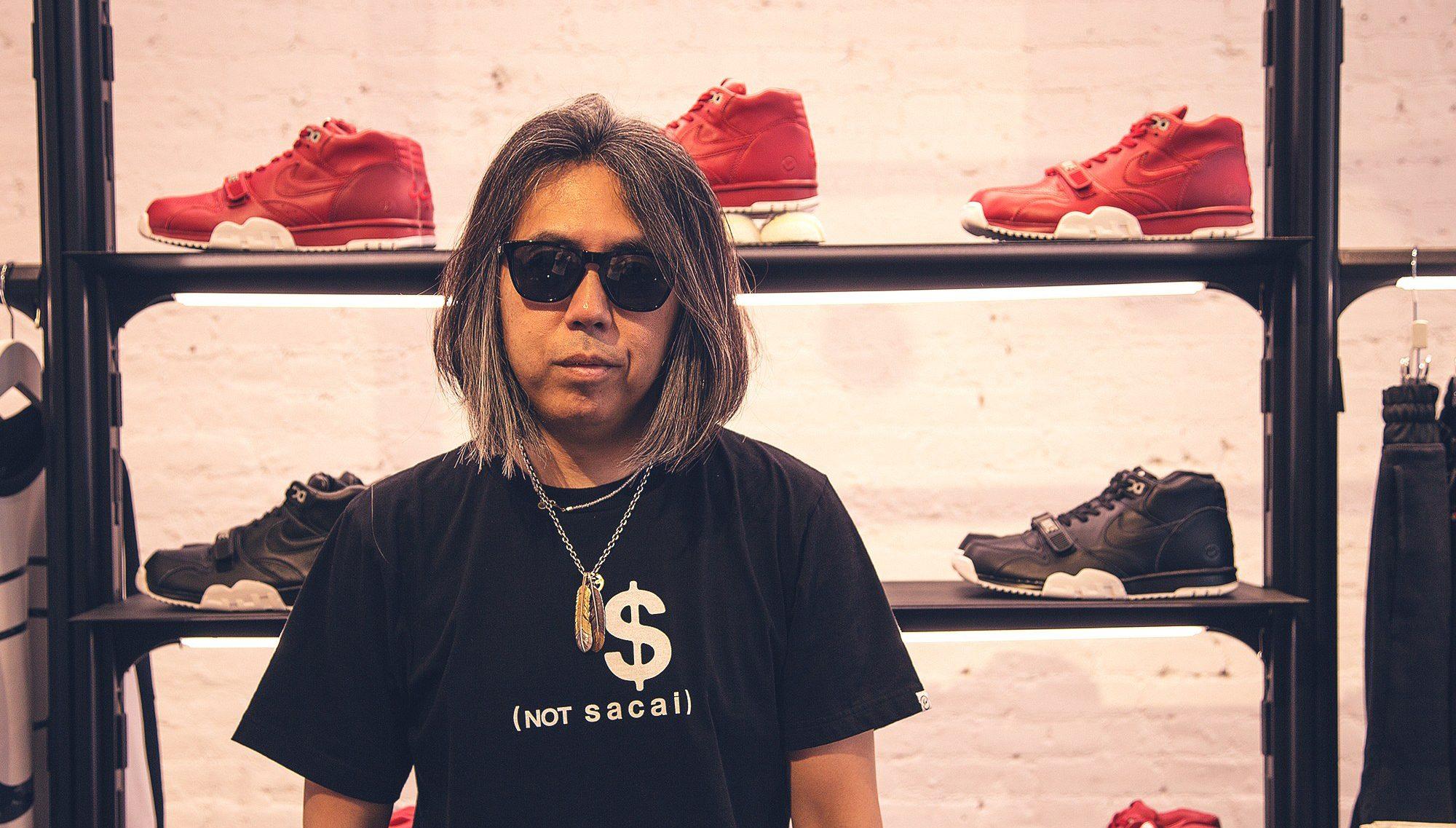 Este Hiroshi Fujiwara tatăl streetwear-ului?