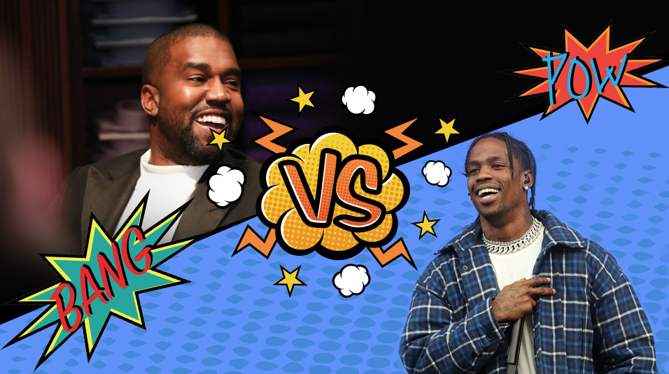 Cele mai așteptate trei perechi de sneakersi din 2020: Kanye West și Travis Scott