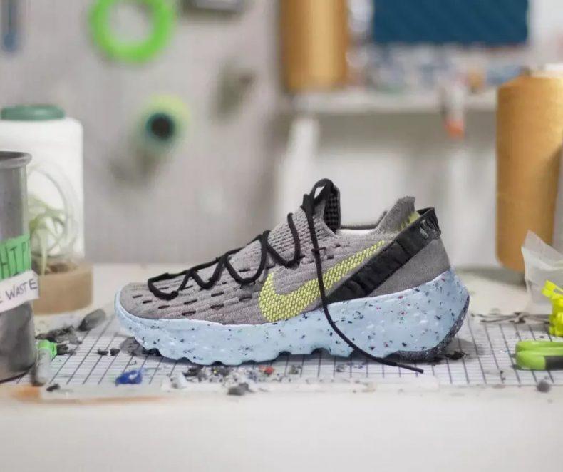 Nu doar Space Hippie. Acesta este modul în care Nike își construiește #sustenabilitatea