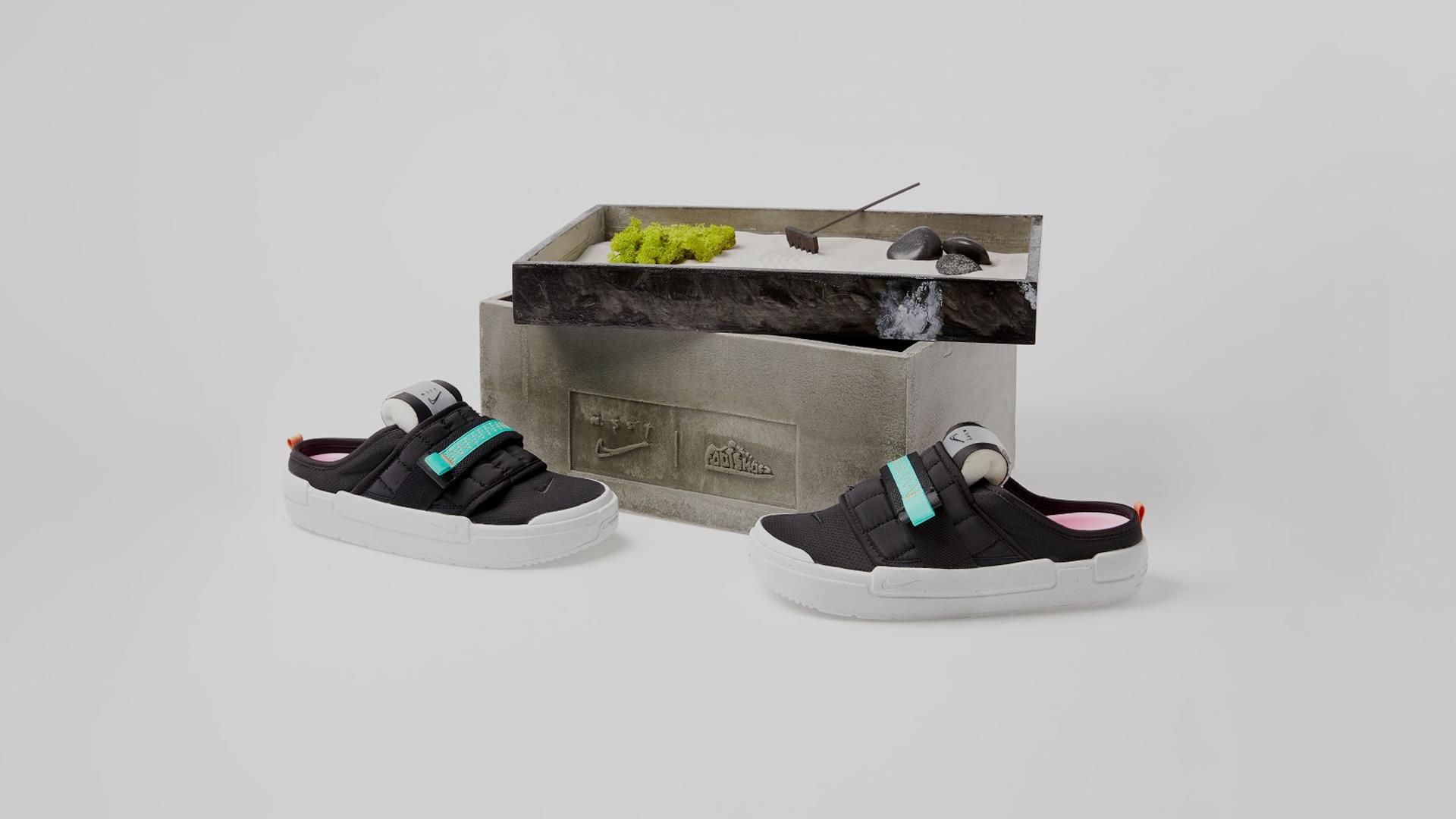GO ZEN. Introducem Cutia Specială  în colaborare cu Nike