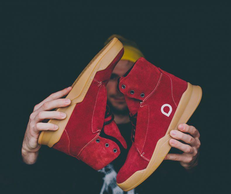 Primul brand românesc de sneakers pentru skateboarding