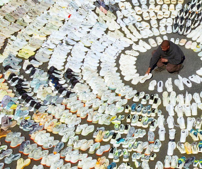Istoria Yeezy: de la Nike, la Louis Vuitton și la adidas Yeezy