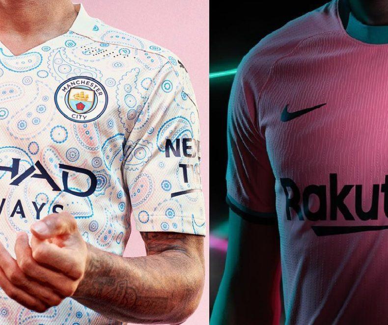 Oda de experimentat sau cele mai bune tricouri de fotbal din acest sezon