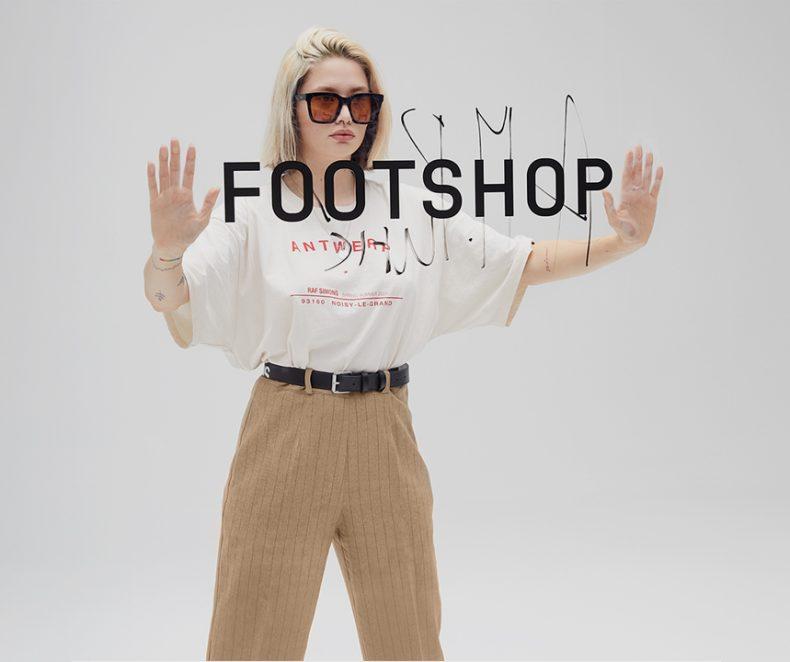 Editorial: Noua identitate Footshop direcționată de prietenii noștri