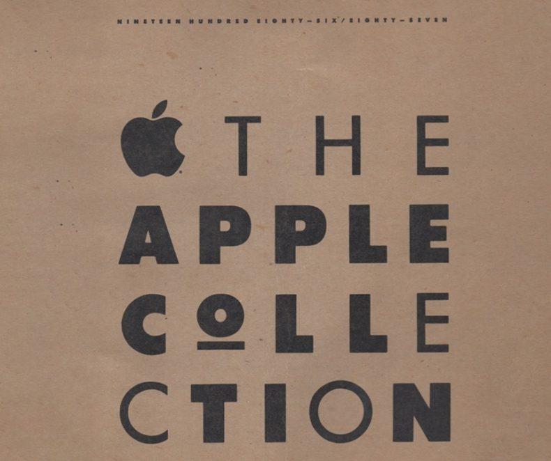 Colecția Apple uitată de mult