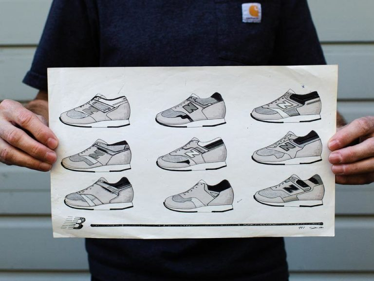 """Steven Smith – """"Dad of The Dad shoe"""""""