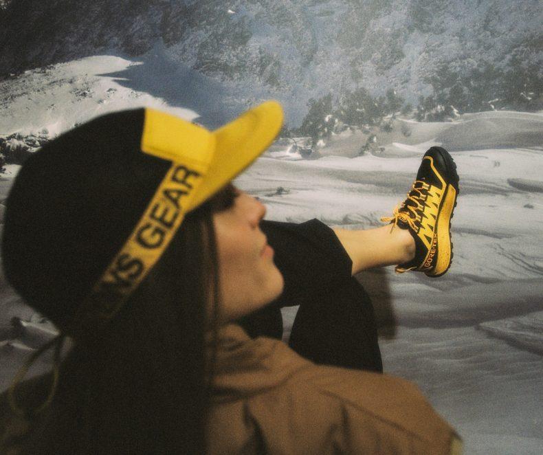 Simte esteticul libertății prin colecția de primăvară Nike ACG